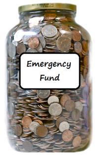 Coin-jar-Emergency-fund