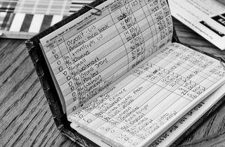 Balancing-checkbook